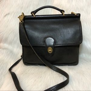 Vintage Coach Willis Crossbody